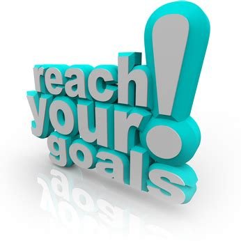 Goal setting essay examples