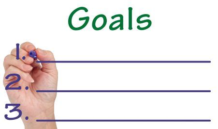 Goal setting essay examples